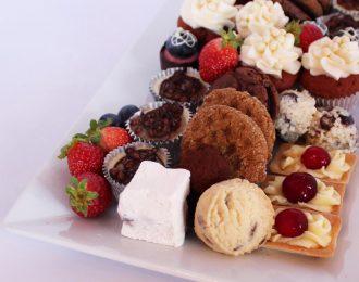 Elegant Mini Desserts