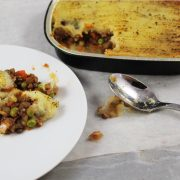 Lentil & Vegetable Shepherd's Pie 2