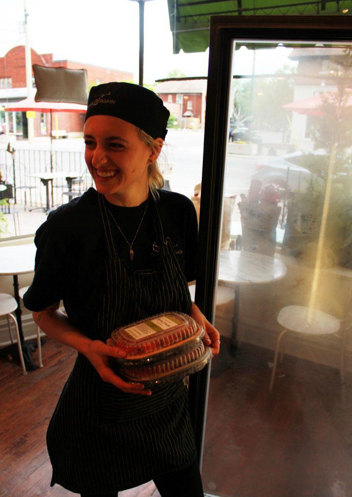 Kate- Vegan Lasagna