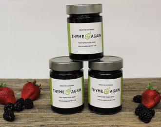Spiced Bumbleberry Jam